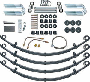 Rubicon Express Front And Rear Suspension Lift Kit For 1987 1995 Jeep Wrangler