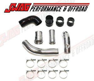 11 16 Ford 6 7 6 7l Powerstroke Diesel Hot Cold Intercooler Pipe Upgrade Kit
