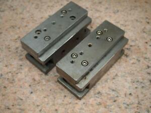 Wire Edm Tooling