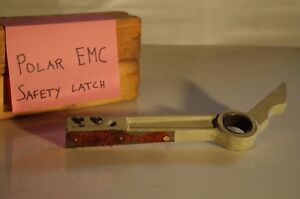 Polar Cutter Safety Latch For Emc Paper Cutter