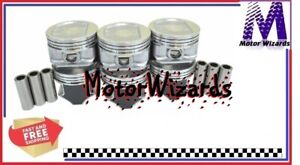 Speed Pro Hypereutectic H802cp Pistons 6 pack For Jeep 242 4 0
