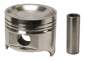 Speed Pro Hypereutectic H604cp Pistons 8 pack For Chevy Gmc 427 Truck