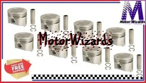 Sealed Power 354p Pistons 8 Pack For Ford 428 Mustang Fairlane Ltd Std