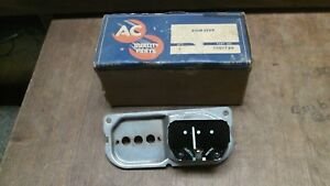 Nos Gm 56 64 Chevy Truck Commercial Utility Dd Ammeter Gauge 1501740 10 20 30