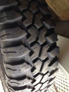 285 70 17 Maxxis Big Horn Used Tire