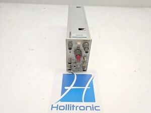 Tektronix Am502 Dc To 1 Mhz 100 Db Cmmr To 50 Khz Differential Amplifier Plug in