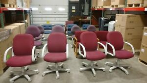 Assorted Office And Guest Chairs