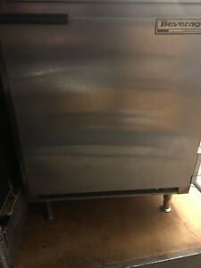 Beverage Air Freezer Under Counter
