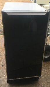 Scotsman 15 Black Under Counter Ice Machine Excellent Cond Will Ship In Us