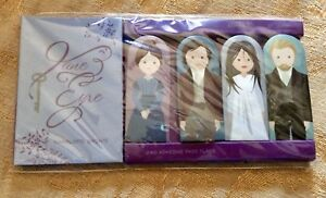 By Levenger Literary Page Flags Jane Eyre New Super Cute