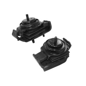 Engine Motor Mounts Front Right And Left Set Pair 2 4 L For Nissan 240sx
