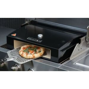 Pizza Oven Bbq Grill Box Baking Portable Outdoor Wood Fire Cooking Stone