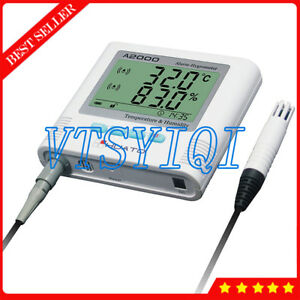 Digital Thermometer Hygrometer With 3 Meters Cable Temperature Humidity Meter