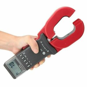Clamp Ground Resistance Tester Earth Loop Resistance Meter 0 01 200 Etcr2000a