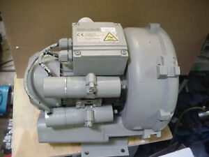 New Siemens Nash Elmo 2bh1200 7av05 z Gast Regenerative Ring Blower 1ph 115 230v