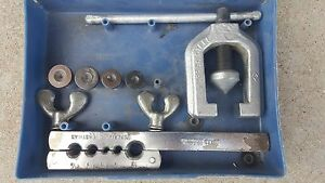 Imperial Double Flaring Tubing Tool Kit 93 fb