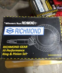Richmond Ford 9 Rear Gears 5 00 Ring And Pinion