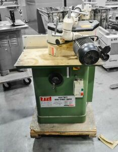Ttl Heavy Duty Wood Spindle Shaper