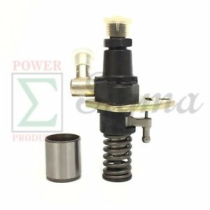 New Fuel Injector Pump No Solenoid For 186 186f 10hp Yanmar Diesel Engine L100