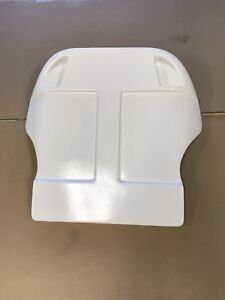Belmont Dental Chair Bel 20 B r White Fiber Glass Frame Cover For Purity