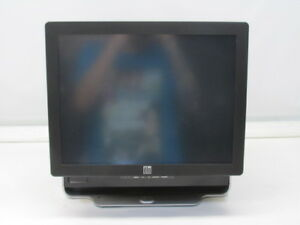 Elo Accutouch 15d1 Point Of Sale Terminal 15 Lcd Celeron 1 8 512mb No Os 1