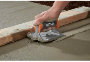 Ridgid Professional Concrete Cement Heavy Duty Tool Zinc Groover 1 Inch Bit New