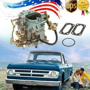 273 318 Engine Carburetor For Dodge Plymouth 66 73 Replacement Carter C2 Bbd