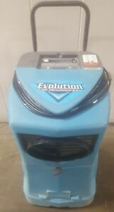 Dri eaz Evolution Lgr Dehumidifier W 5500 Or Less Total Hours Pick Up Only
