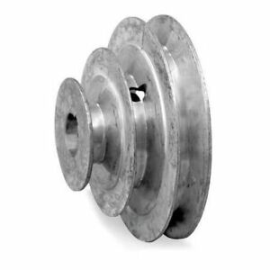 Congress V belt Pulley 5 8 1 7 3 step 2 3 4 od Sca400 3x062kw