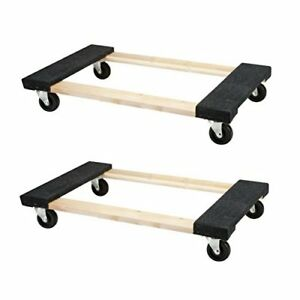 Moving Dolly 18x30 Flat Rolling Dolly Holds Up To 1000lbs standard Size 2