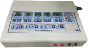 Therapy Machine Physical Interferential Ift Physiotherapy Physiomodalities