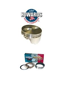 Howards Cams 840322305 365 Sbc Chevy F T Pistons Rings 3 562 Stroke 6 Rods