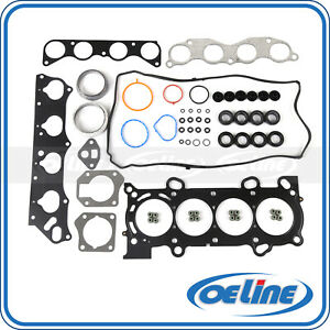 Head Gasket Set For 04 09 Acura Tsx Honda Accord Cr V 2 4 Dohc K24z1 K24a2 K24a8