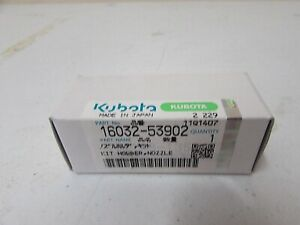 Genuine Oem Kubota Injector For 05 Series Diesel Engines 16032 53902