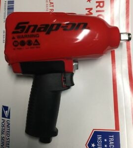 Snap On Mg725 1 2 Super Duty Air Impact Wrench Very Little Use
