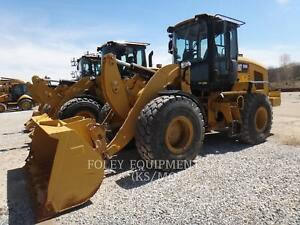 2014 Caterpillar 930k Wheel Loaders