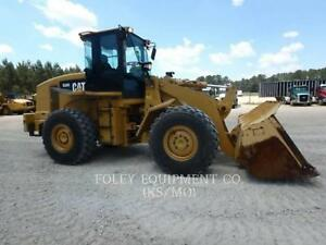 2012 Caterpillar 938h Wheel Loaders