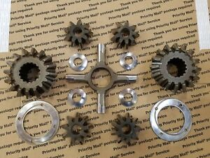 Ford Naa Tractor Rear Differential Cluster Gears Spider Gears