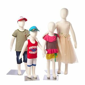 Abstract Standing Unisex Child Mannequin Base R 3468 4 In Box
