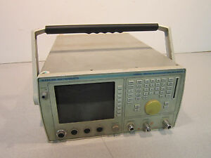 Marconi 6200 Microwave Test Set Opt 001 10mhz 20ghz As Is