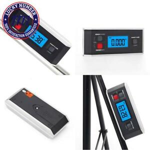 Inclinometer Risepro Digital Protractor Angle Finder Level Inclinometer Magnetic