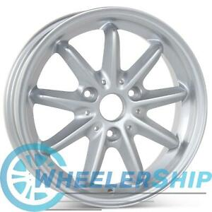 New 15 Replacement Front Wheel For Smart Fortwo Passion 2008 2009 2010 2015 Rim