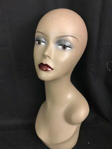 Woman s Hat Or Wig Display Mannequin Head