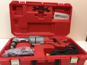 Milwaukee 1107 1 1 2 Right Angle Drill