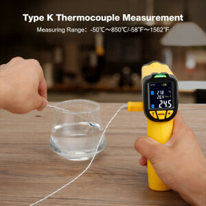 Urceri Infrared Thermometer Digital Ir Temperature Gun Non Contact Laser Us