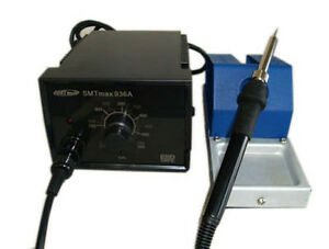 New Qk936a Esd Soldering Iron Station With Stand