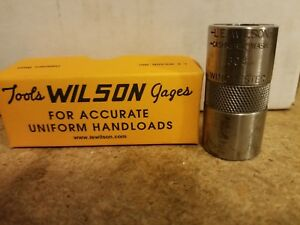 L.E. Wilson 308 Winchester Case LengthHeadspace Gauge for Reloading Used