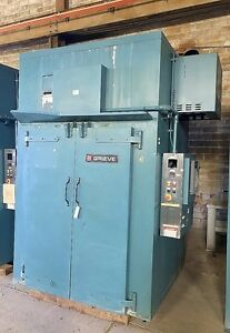 Industrial 650 f Electric Oven By Grieve