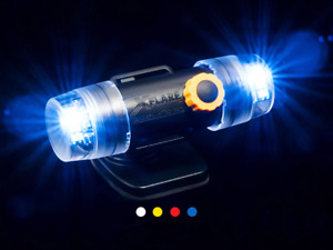 X flare Multi purpose Led Light First Responder Red Blue Amber