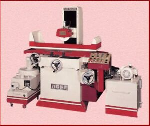 Acer Ags 1224ahd Automatic Surface Grinder